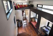 Tiny House Interior / by Stephanie Ford