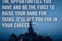Quotes & Inspiration / by America's Navy