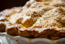 Pies! Yum!!! / Sweet and savory pie and tart recipes, crust recipes, pie-baking tips