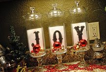 Christmas Decor / by Lydia Parker