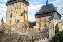 Kastelen in Tsjechië