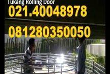 jasa tukang servis rolling door folding gate panggilan jakarta - 0812803...