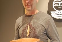 29 Greg A. Robinson / Chinook Wood Sculptor, WA