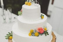 Wedding Cake / by Lanese Querner