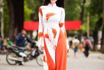 vietnames dresses