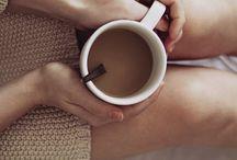 Tea/Coffee moments