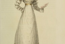 1820-40 fashion plates / by Leimomi Oakes