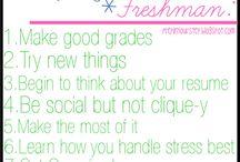 freshman 2015 to 2016