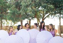 BRIDESMAIDS+WEDDING PARTY