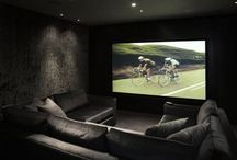 Media Room / Here's a collection of media rooms we love!