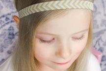Haarbänder selbstgemacht