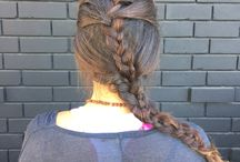 Braids and styles / Hair by Ally / by Allyson Dawn