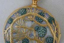 Jewelery - Art Nouveau / by Felicity McCarthy
