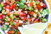 Sauce/salsa