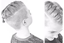 My work / Hair by Nilsson