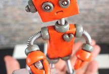 Robots / by Vesna Kraus