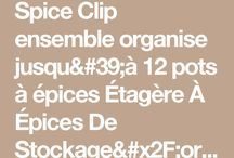 clips epices