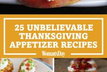 Food - Thanksgiving Recipes