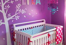 Home : Nursery / by Kristen Stephens