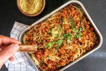 vegan/spagetti