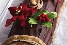 rollos de navidad