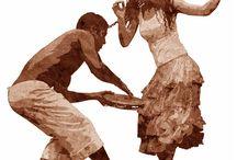 Capoeira  Samba Dancing