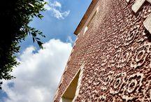 México y occidente / Fotografías de parroquias, catedrales y arte colonial
