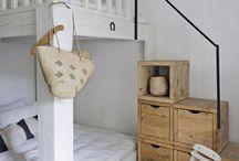 KIS háló NAGY ötlet - SMALL bedroom BIG idea