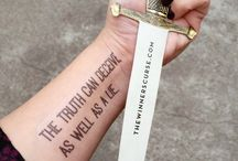 Bookish Tatts