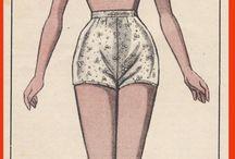 Paperdolls/påklædningsdukker