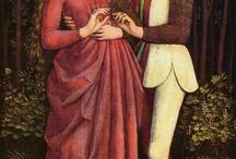 Malarstwo średniowieczne