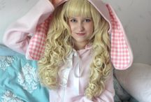 Kawaii / Gyaru / Otaku and kawaii styled clothes, jewelry and accessories eg. dress, shirt, skirt, blouse and much more. www.chiringo.fi