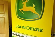 John Deere stuff!!!!! / by Jolene Reynolds