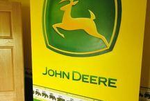 John Deere stuff!!!!! / by Jolene Reynolds
