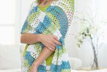 Knitting, Crochet and stitching