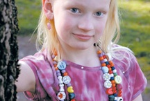 #WarriorsWearBeads / Childhood Illness Warriors wear Bravery Beads to help them overcome their illness.