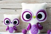 Baby room-owl theme