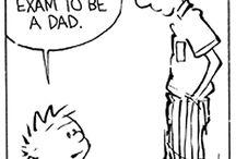 Calvin & Hobbes ❤️