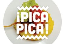 ¡VAMOS! ¡PICA PICA! / ¡VAMOS! Festival 2014 will be bringing their unique twist on traditional Venezuelan and Colombian arepa's!