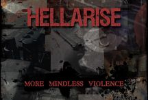 More Mindless Violence / Our single. Download it for FREE here: http://www.facebook.com/hellariseofficial/app_6452028673 / by HellArise