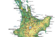Neuseeland / Die Nordinsel