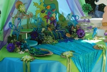 Mermaid kids party