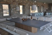 DINING / Custom made dining tables
