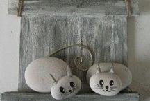 peintures chats