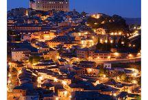 Spain, past travel
