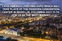 TrafficStars - LALEXPO / We're glad to announce you that TrafficStars is an exclusive Traffic Sponsor of the next Latin America Livecams Expo which will take place at the Pandora convention center in Medellin, Colombia July 12-14. Join us at the meet market. To schedule a meeting, contact us: advertising@trafficstars.com