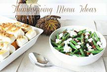 Seasonal cooking/meals
