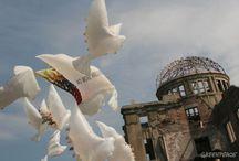 """Hiroşima - Bir daha asla! / 62. yıldönümünde """"Bir Hiroşima Hatırası"""" / by Greenpeace Türkiye"""