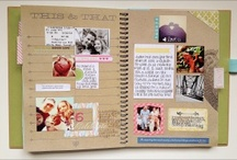 Journal/Scrapbook/Smash'n / by Nicole Smith