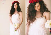 photo shoot -snow white